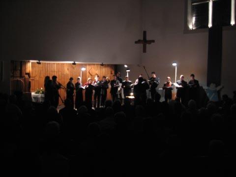 Yuletide Bruggen St. Gallen, 2008